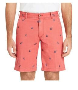 IZOD Men's Saltwater Stretch Shorts Size 40 New with Tags