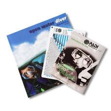 PADI AOWD Manual Adventures In Diving - 70014g