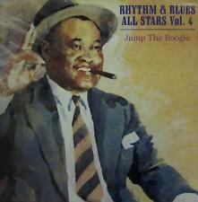 Rhythm & Blues Al Stars(CD Album)Jump The Boogie-Indigo-IGOCD2134-UK-20-New