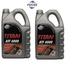 For BMW 10 Liters Auto Trans Fluid for Yellow Tag Trans Fuchs Titan ATF 4000