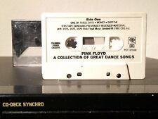 PINK FLOYD A Collection Of Great Dance Songs  -  Cassette USA No Insert - TESTED
