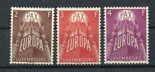 Luxemburg 572/74 postfisch / Cept 1957 ...................................1/2478