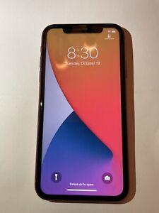 Apple iPhone 11 - 128GB - Red (Unlocked) A2111 (CDMA + GSM) Read Description!!