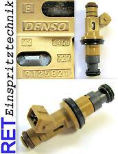 Einspritzdüse DENSO 9125821 Volvo S 80 2,4 gereinigt & geprüft