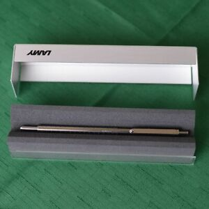 LAMY SPIRIT DESIGN  Kugelschreiber +sehr seltenes Lamy-Etui für 1-3 Stifte rare