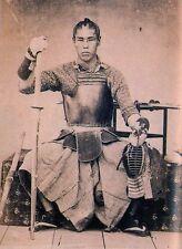 Japanese Kendo Takasugishinsaku 7x5 Inch Reprint Photo