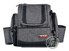Innova SUPER HEROPACK II Backpack Disc Golf Bag Holds 25+ Discs HEATHER BLACK