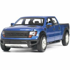 1/32 Ford Raptor F-150 Pickup Truck Model Car Alloy Diecast Toy Vehicle Kid Blue