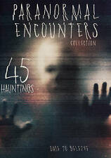 Paranormal Encounters Collection: 45 Hauntings (DVD, 2015, 4-Disc Set) New