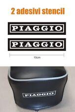 Adesivi Stencil sella vespa piaggio vespa logo scritta per verniciatura restauro