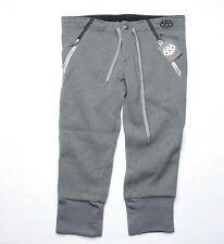 686 Women City Sweat Pant (M) Grey