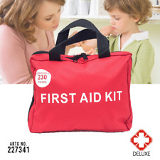 230pcs Emergency First Aid Kit Medical Travel Set Workplace Family Safety