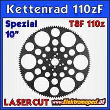 Onderdelen elektrische Scooters T8F-110zF lasertandwiel 110 tanden grote ketting