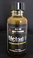 ALCLAD2, ALC118, GOLD TITANIUM