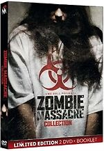 ZOMBIE MASSACRE COLLECTION - LIMITED EDITION  2 DVD + B