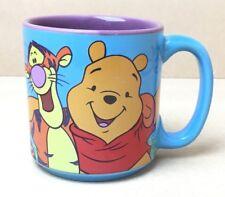 Blue And Purple Tigger And Pooh Pico Disney Collectable Mug