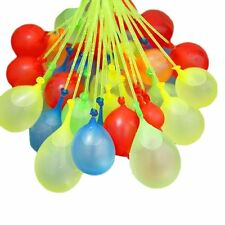 111Fast Fill Water Balloons Baloons Self Tying Bunch of Balloon Bombs Summer Toy