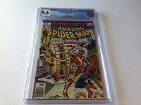 AMAZING SPIDER-MAN 183 CGC 9.6 WHITE PAGES BIG WHEEL ROCKET RACER MARVEL COMICS