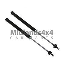 2x NEW REAR STRUT SHOCK ABSORBERS For TOYOTA AVENSIS VERSO 2.0 VVTi D-4D 01-09