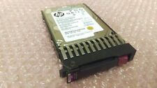 HP 600GB 2.5'' SFF SAS 6G 10K DP Server Hard Drive 581286-B21 581311-001 G7 MSA