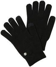 Timberland Mens Lightweight Knit Magic Glove, Touchscreen Technology, NEW, Black