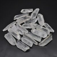 1/2lb Natural Clear Point Quartz Crystal Healing Stone Reiki Mineral Specimen