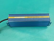 Xtrasun Dial-A-Watt 1000W Digital Ballast, 120/240V Model: XTE1THD