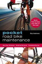 Pocket Bicicleta de Carretera Mantenimiento por Guy Andrews Libro Bolsillo