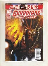 Guardians of The Galaxy #8 War of Kings Tie-In! What has Happened to Star-Lord!