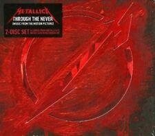 Metallica Through The Never 2cd 2013