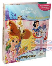 Disney Princess Book y 12 figuras Plus Play Mat Nickelodeon