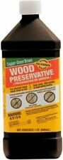 Green Products 33004 Copper Brown Wood Preservative for Surface Protection, 1...