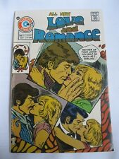 Love and Romance No. 24 1975 Charlton Comic