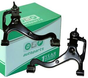 FOR LAND ROVER DISCOVERY 3 & 4 FRONT LOWER SUSPENSION WISHBONE CONTROL ARMS x2