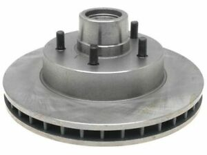 For 1971-1976 Buick Riviera Brake Rotor and Hub Assembly Front Raybestos 12943QC