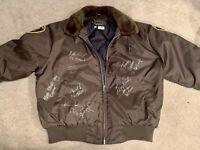 Reno 911! Screen Used Worn Carlos Alazraqui Deputy Jim Garcia Jacket Cast Signed