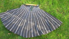 Wool Grey Plus Size Skirts for Women