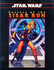 JDR RPG JEU DE ROLE / STAR WARS D6 SECRETS OF THE SISAR RUN VO