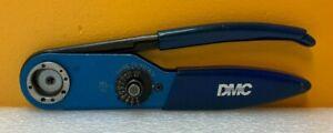 DMC Daniels M22520/1-01  12 to 26 AWG, Ratchet Type, AF8 Adjustable Crimp Tool.