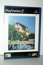 LAKE MASTERS EX GIOCO USATO OTTIMO STATO PS2 VERSIONE INGLESE PAL GP1 39840