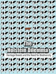 The Holstein Dilemma (Temple Grandin Cary Fowler Isabella Rossellini) New DVD