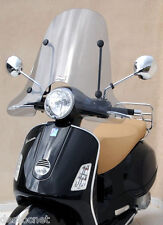Bulle Pare Brise ERMAX Classico 65cm Vespa GTS-GT 125/300 08-15 (Phare GM)