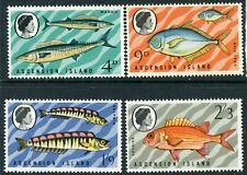 Ascension 1970 Fish (3rd Series) complete SG 126-129 UM/MNH