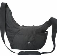 NEW LOWEPRO PASSPORT SLING III BLACK CAMERA BAG CRADLEFIT TABLET COMPARTMENT