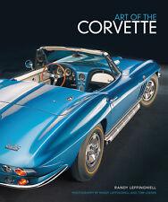 Art of the Corvette (Chevrolet C1 C2 C3 C4 C5 C6 C7 Stingray) Buch book Bildband