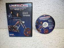 American Chopper The Series Black Widow Dvd Out of Print Paul Jr. Paul Sr.