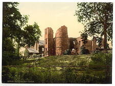 Wilton Castle Ross On Wye A4 Photo Print