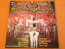 THE SPECTACULAR MINSTRELS - George Mitchell Minstrels - 1972 Aus Lp EMI - EX/NM