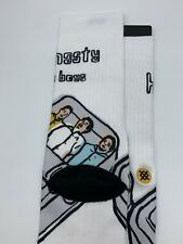 New Stance X Beastie Boys Socks HELLO NASTY SZ L 9-12