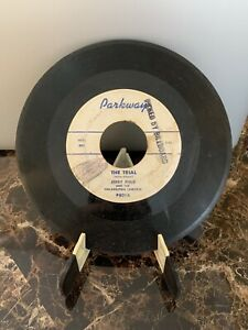 Jerry Field And The Philadelphia Lawyers The Trial 45 Easy Steppin 1962 Parkway